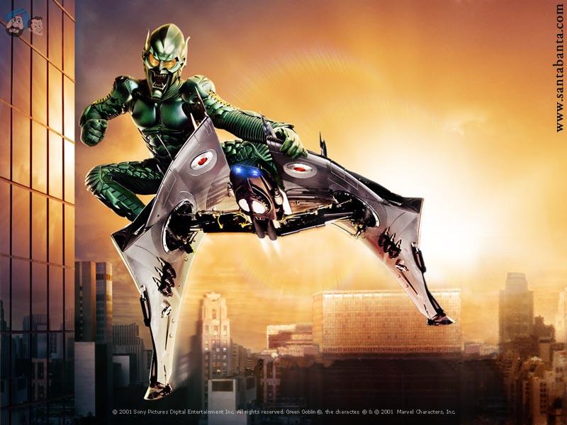 Spider Man Movie Wallpaper #1