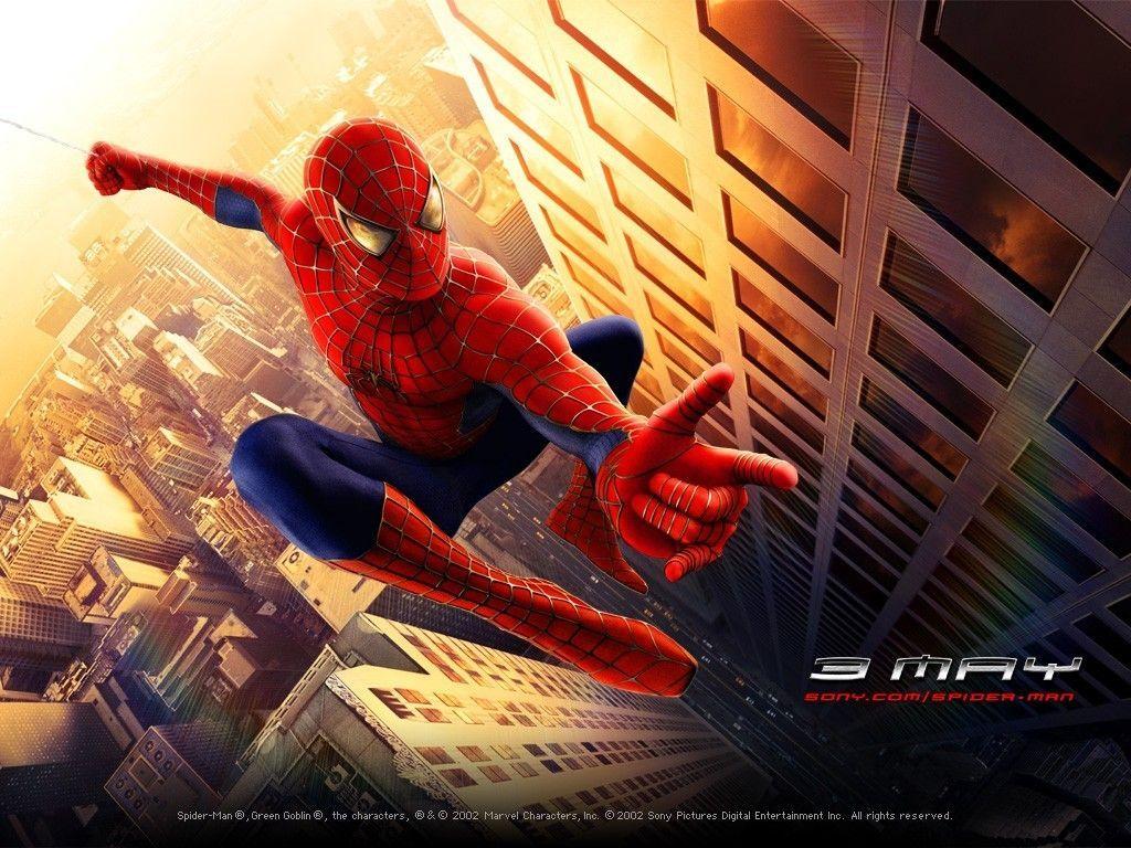Spiderman 1 Wallpapers - Wallpaper Cave