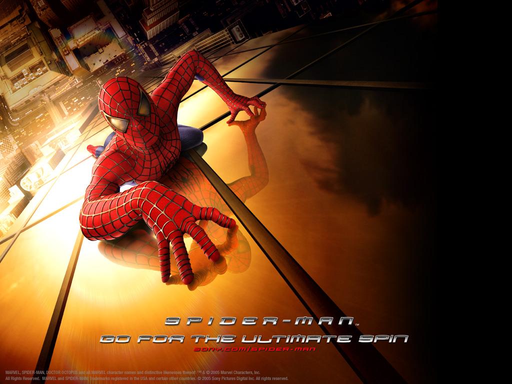 spiderman 1 wallpaper - sf wallpaper
