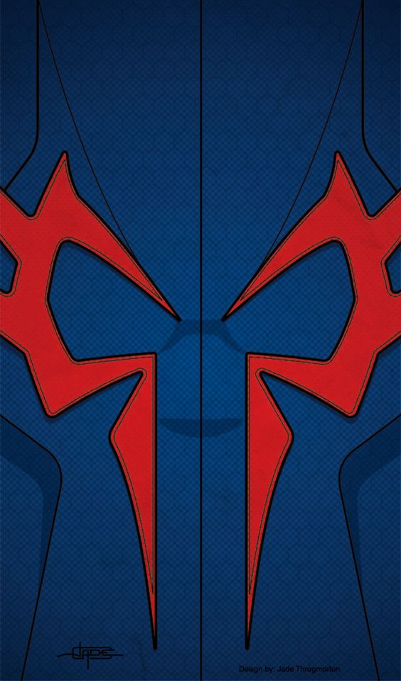 Spider-Man 2099 FREE iPhone Super Hero Wallpaper  Download and use