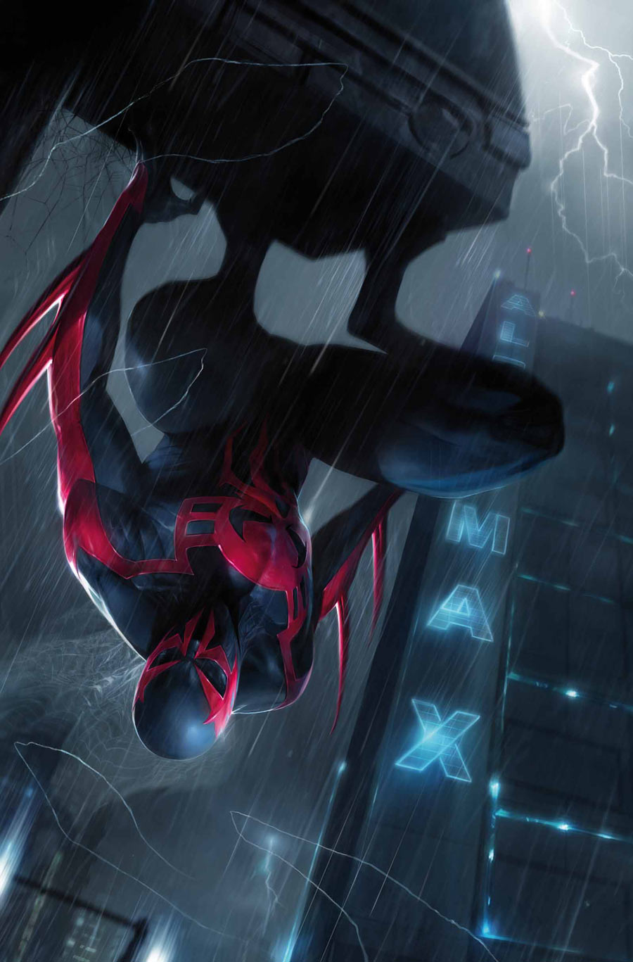 Spider-Man 2099 screenshots, images and pictures - Comic Vine