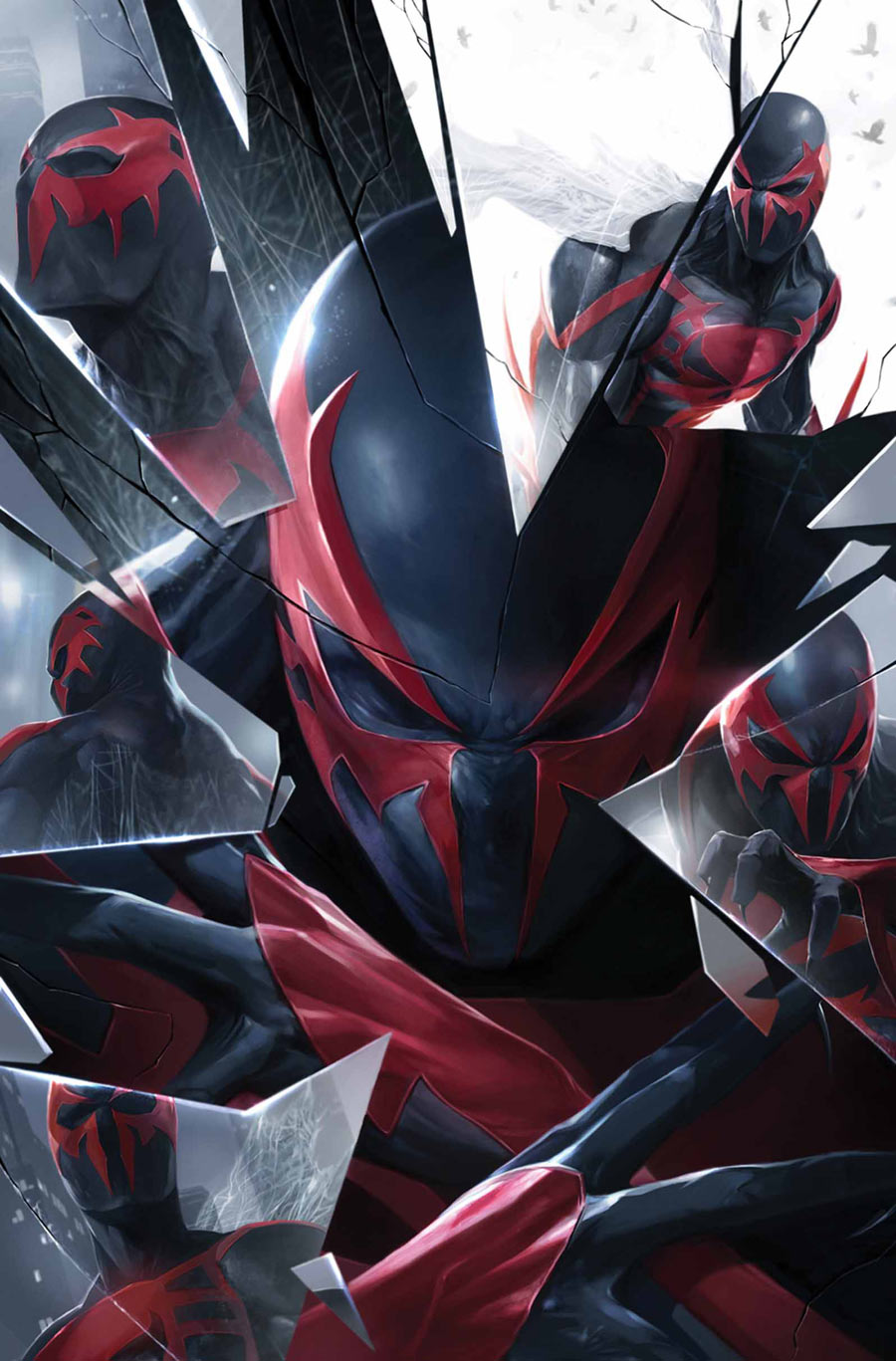 Spiderman 2099 Wallpapers Group (75+)