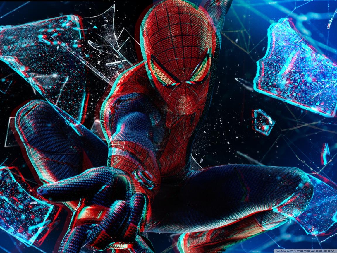 The Amazing Spider-Man 3D HD desktop wallpaper : High Definition