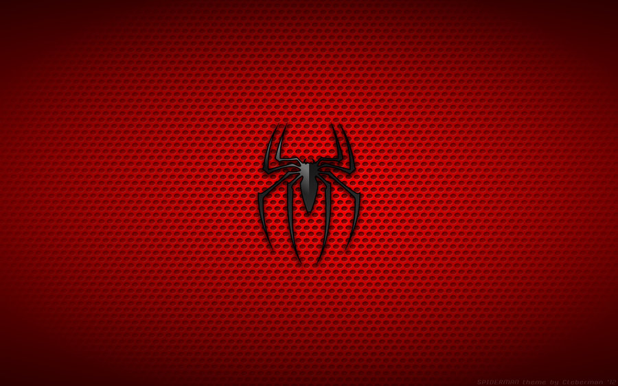 Spiderman Logo Wallpaper - WallpaperSafari