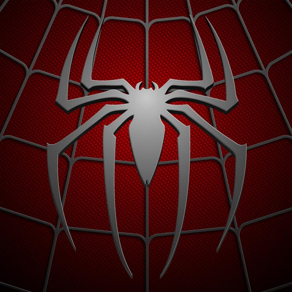 HD Spiderman Logo Wallpaper - WallpaperSafari