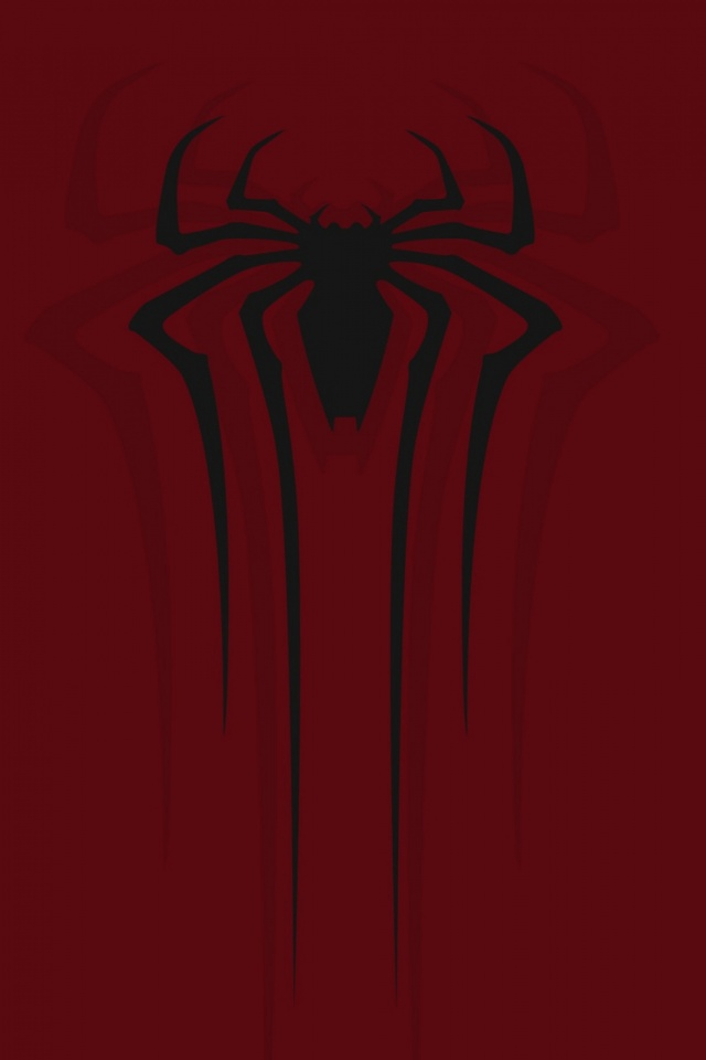 Spider-man Red Mobile Wallpaper - Mobiles Wall