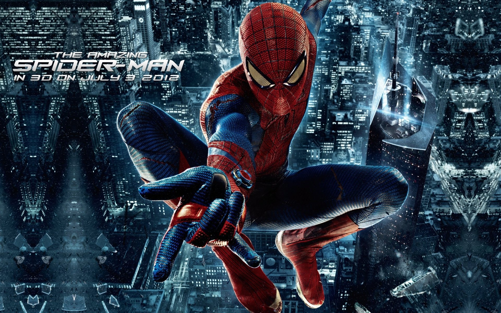 77 The Amazing Spider-Man HD Wallpapers | Backgrounds - Wallpaper