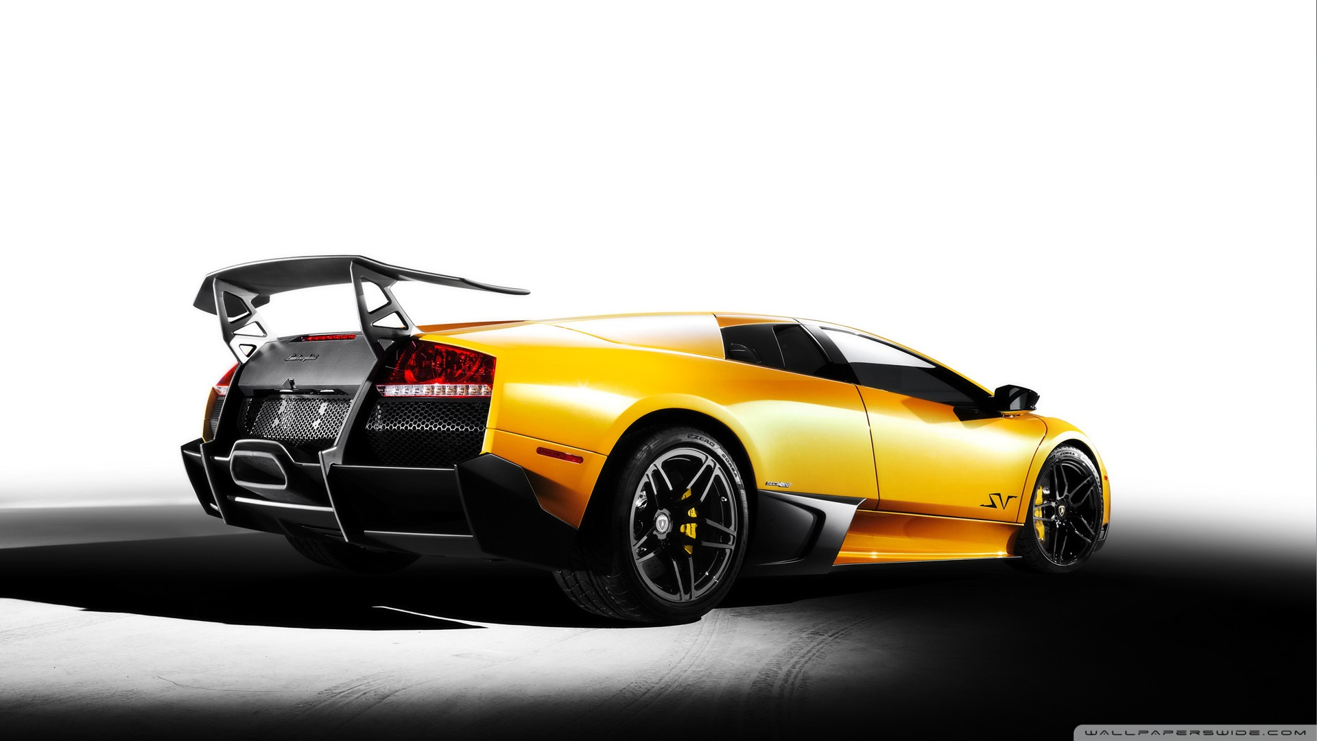 Lamborghini Sport Cars HD desktop wallpaper : Widescreen : High