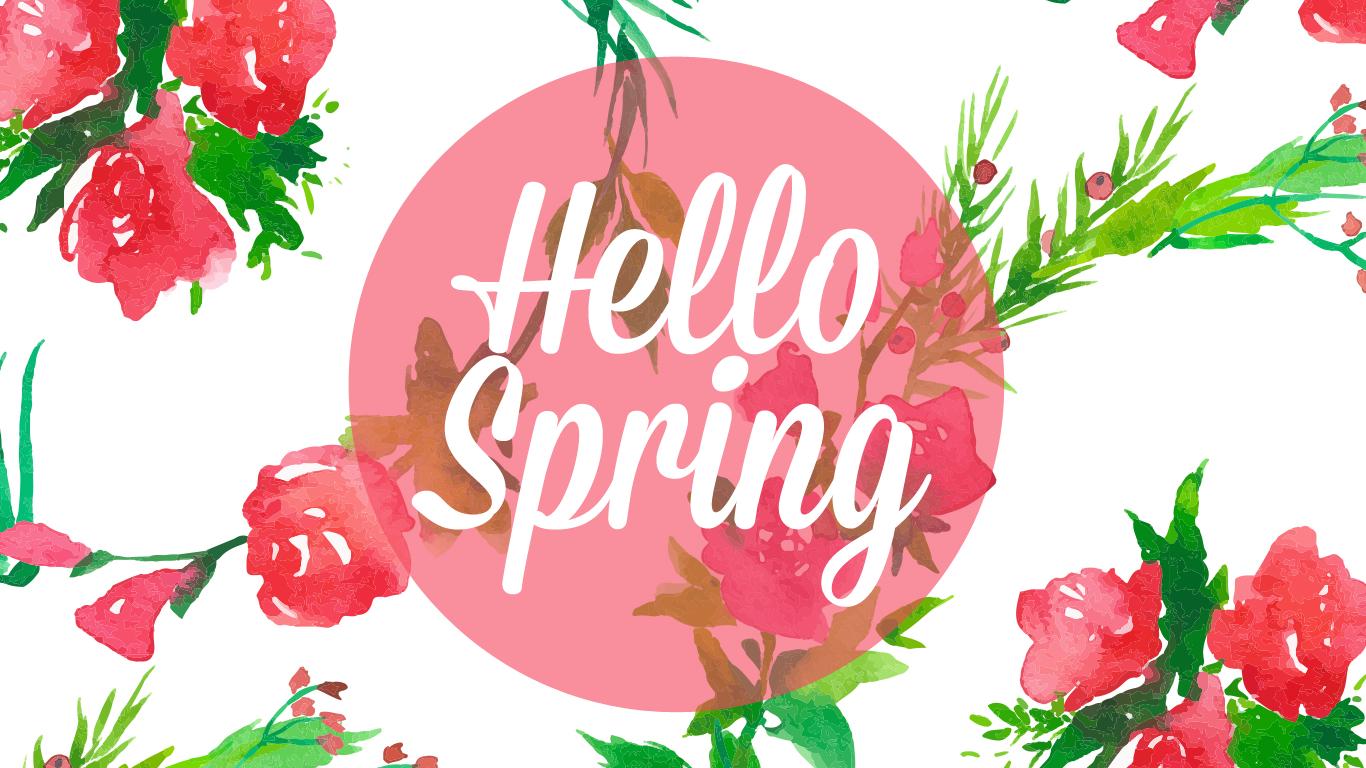 Spring Backgrounds For Desktop Info Wallpapers