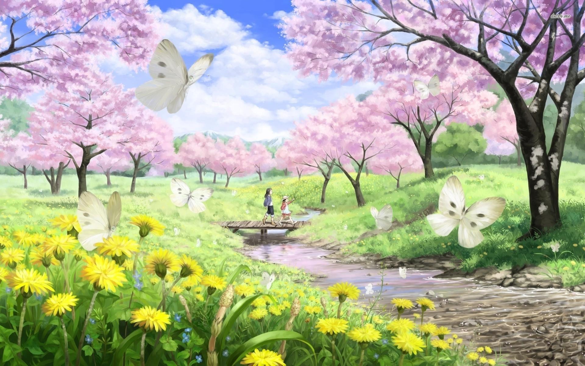 spring nature wallpaper - sf wallpaper