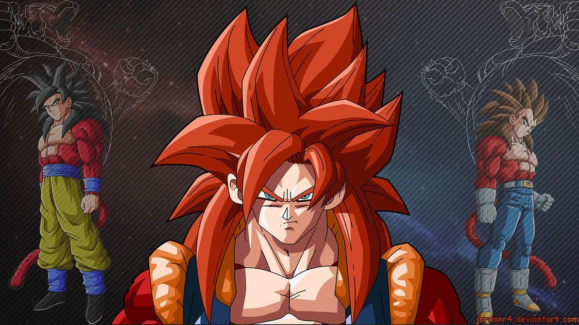 Ssj4 Gogeta Wallpaper Sf Wallpaper