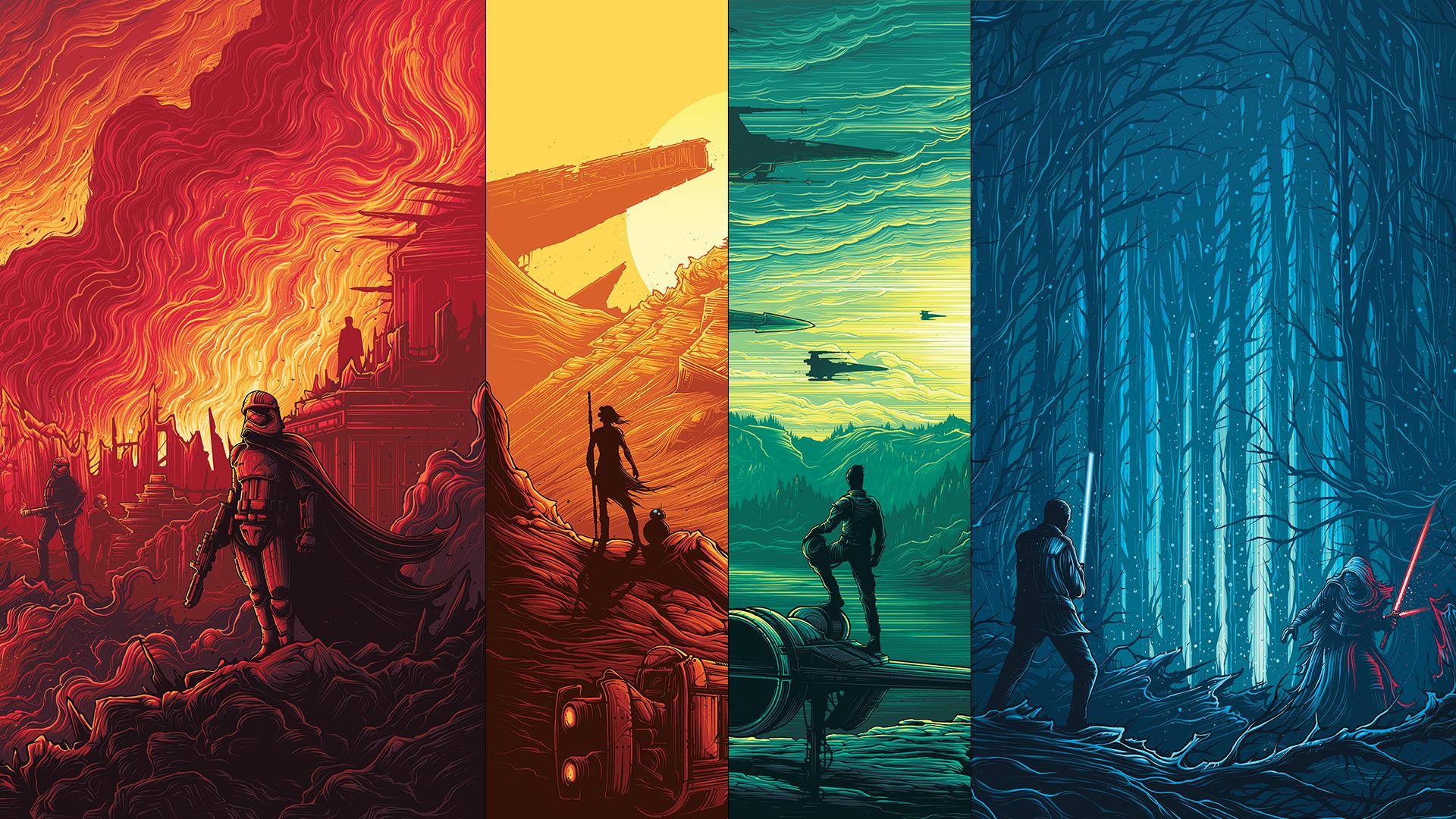 Star Wars Poster Wallpapers - Album on Imgur