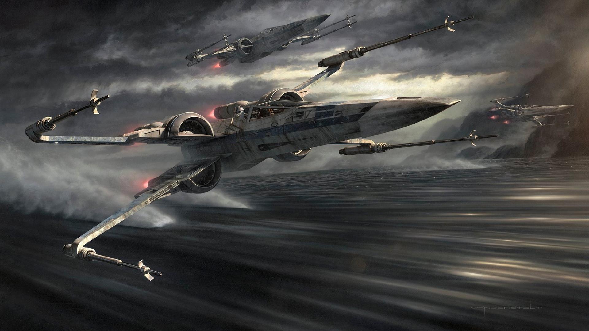 Image for Star Wars 7 Wallpaper Full HD #vfxsk | wall | Pinterest