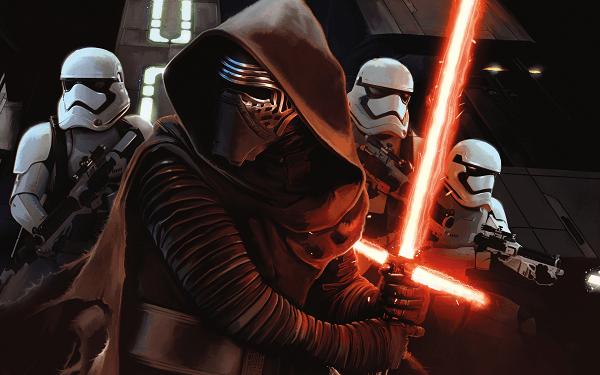 12 Stunning Star Wars: Episode 7 Wallpapers