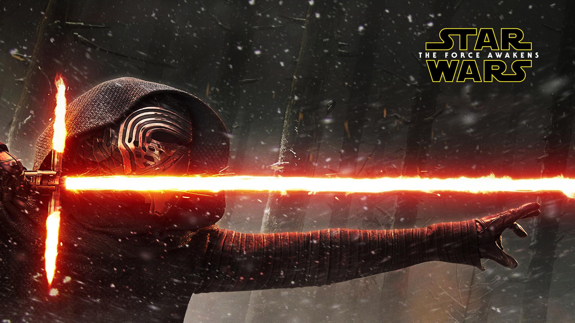 Star Wars: The Force Awakens (2015) (HD wallpapers) | VolGanga