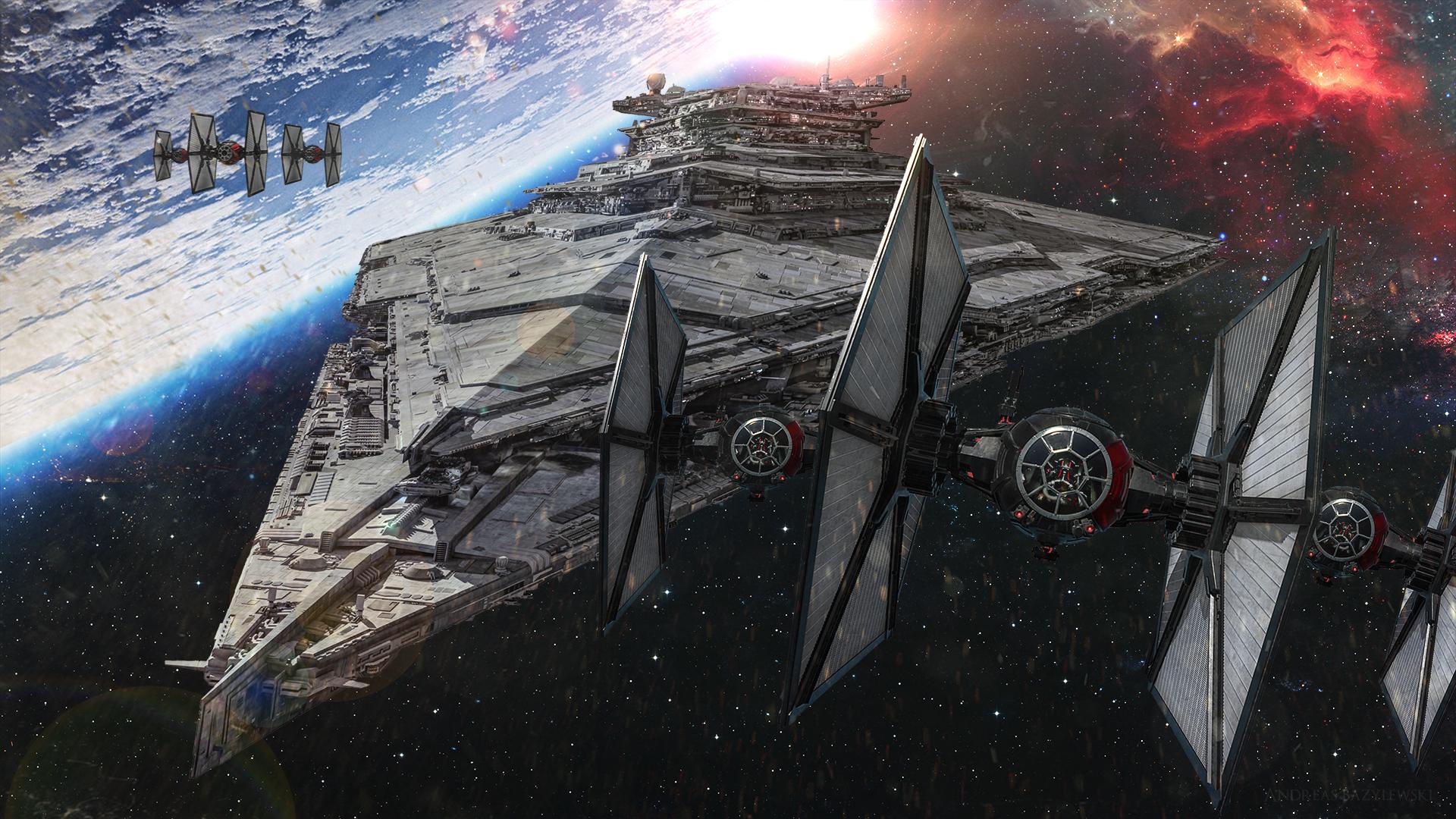 Star Wars: The Force Awakens Desktop Wallpapers - Album on Imgur