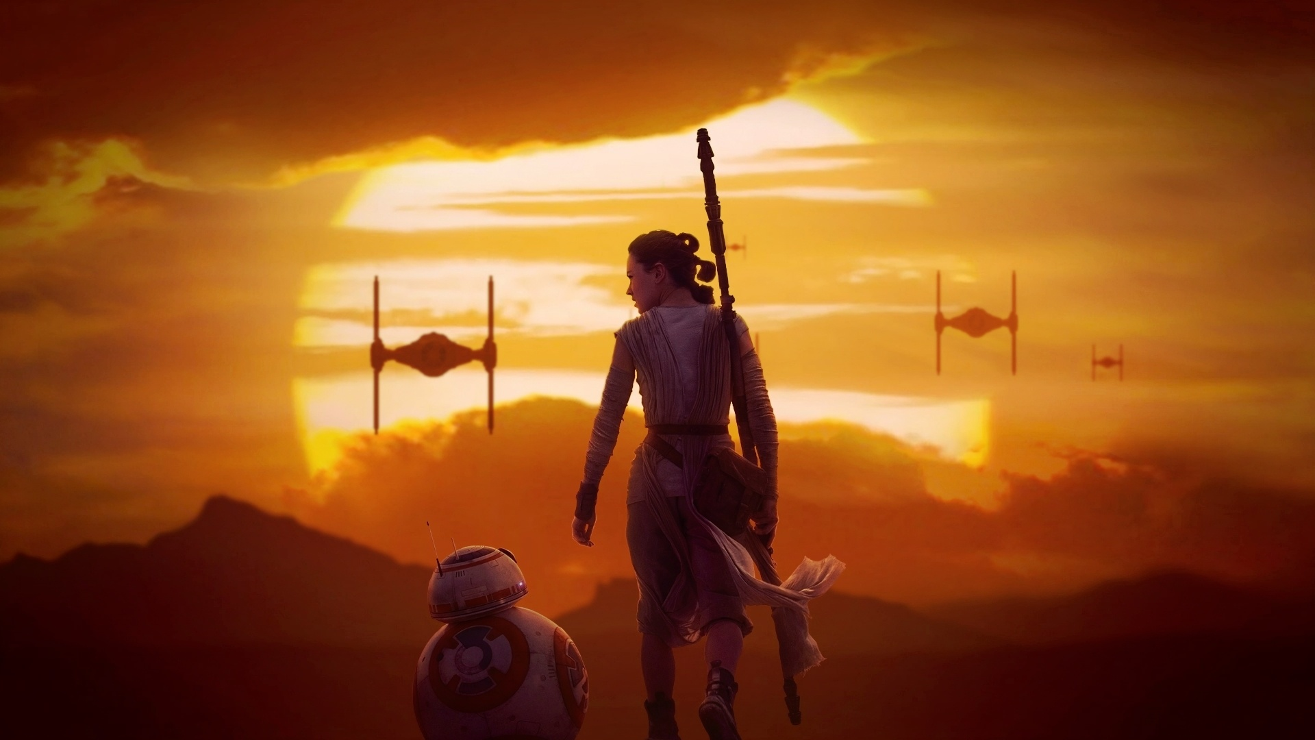 17 Best images about Star Wars Wallpapers on Pinterest | Rey star