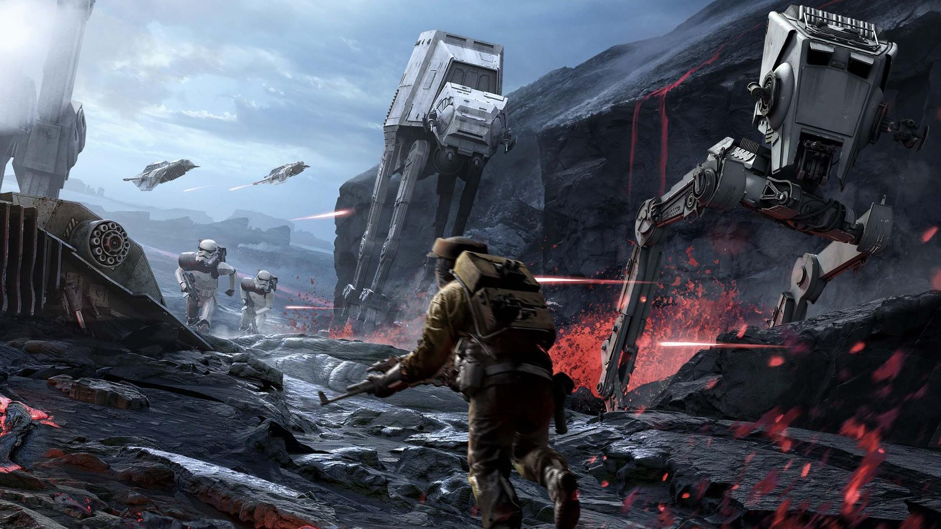 Star Wars Battlefront Wallpapers 1080p - WallpaperSafari