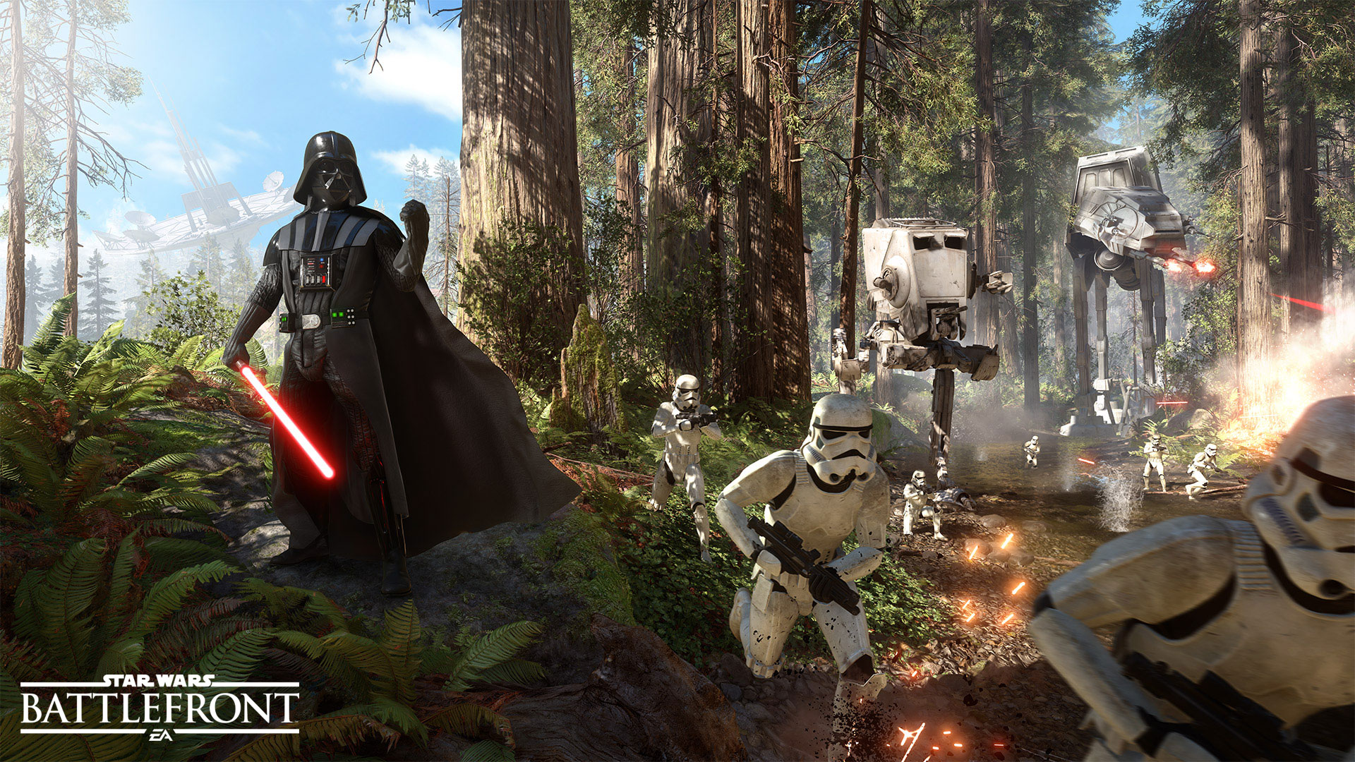 Star Wars Battlefront HD Wallpapers and Backgrounds