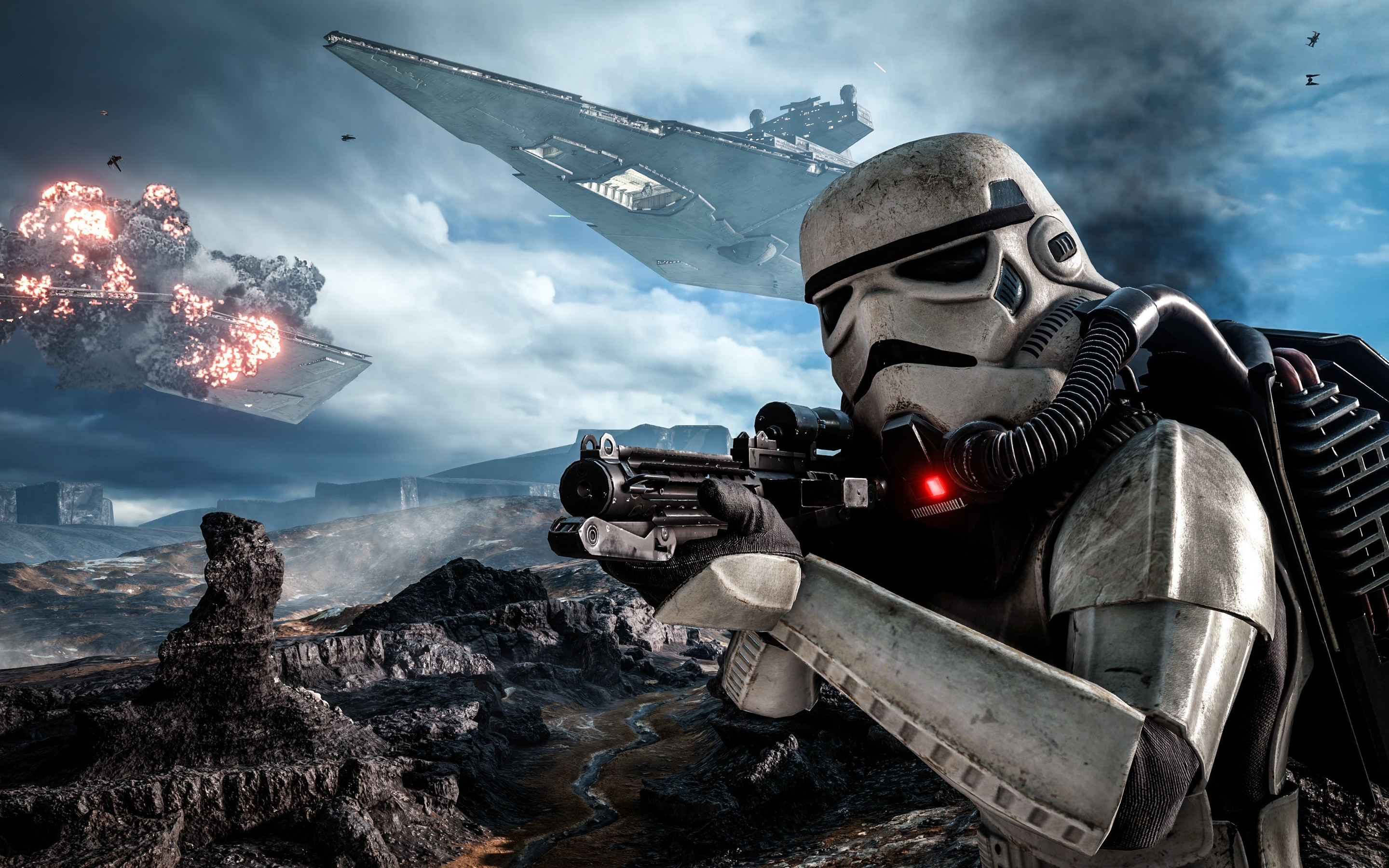 138 Star Wars Battlefront (2015) HD Wallpapers | Backgrounds