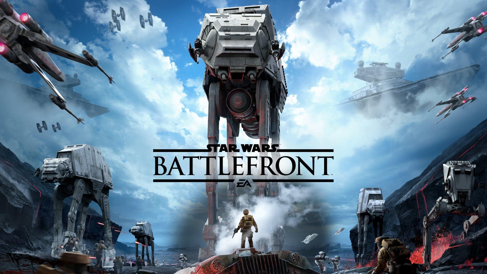 Star Wars Battlefront Wallpapers Archives - HDWallSource com