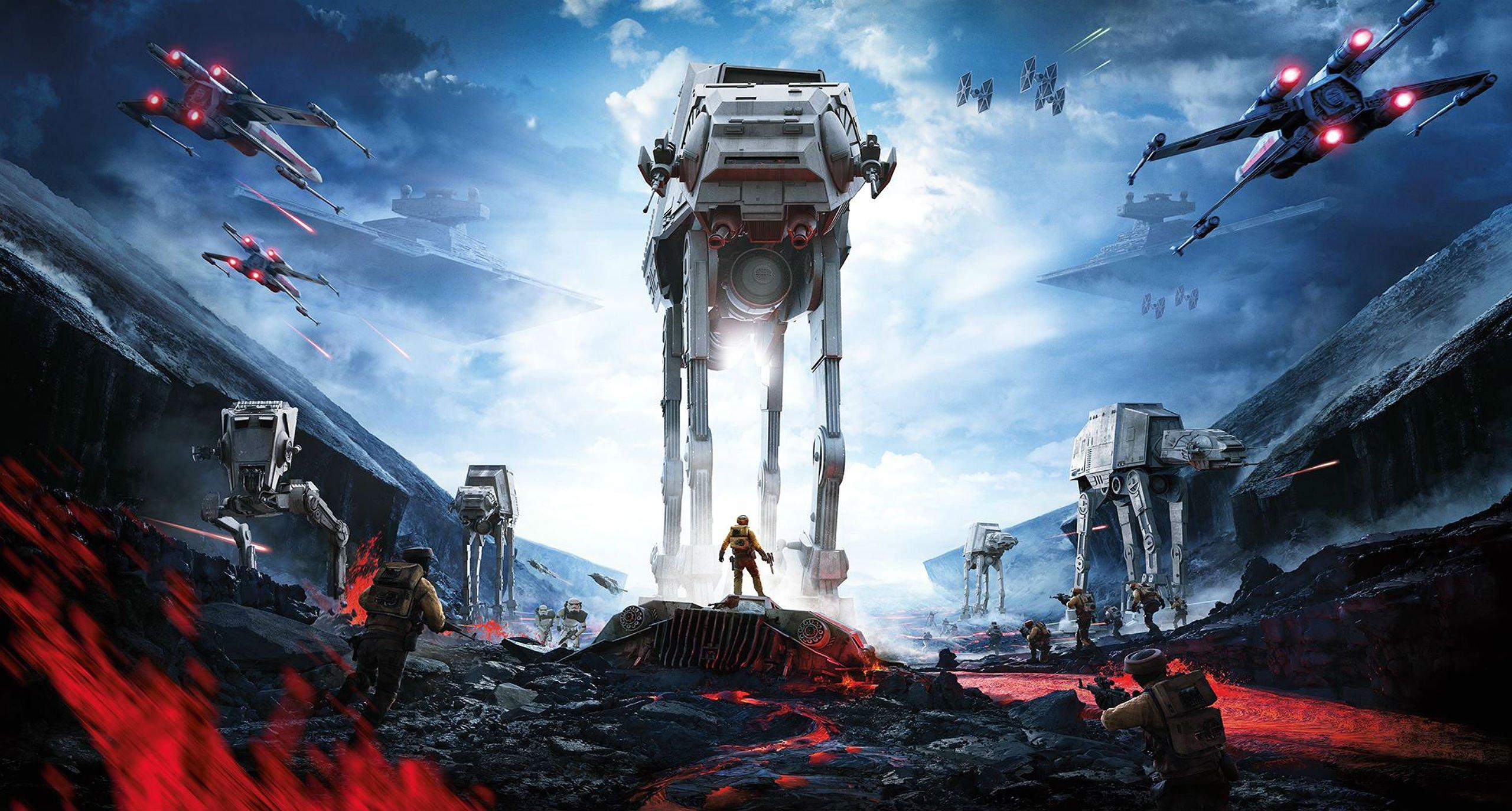 Star Wars Battlefront Wallpaper HD - WallpaperSafari