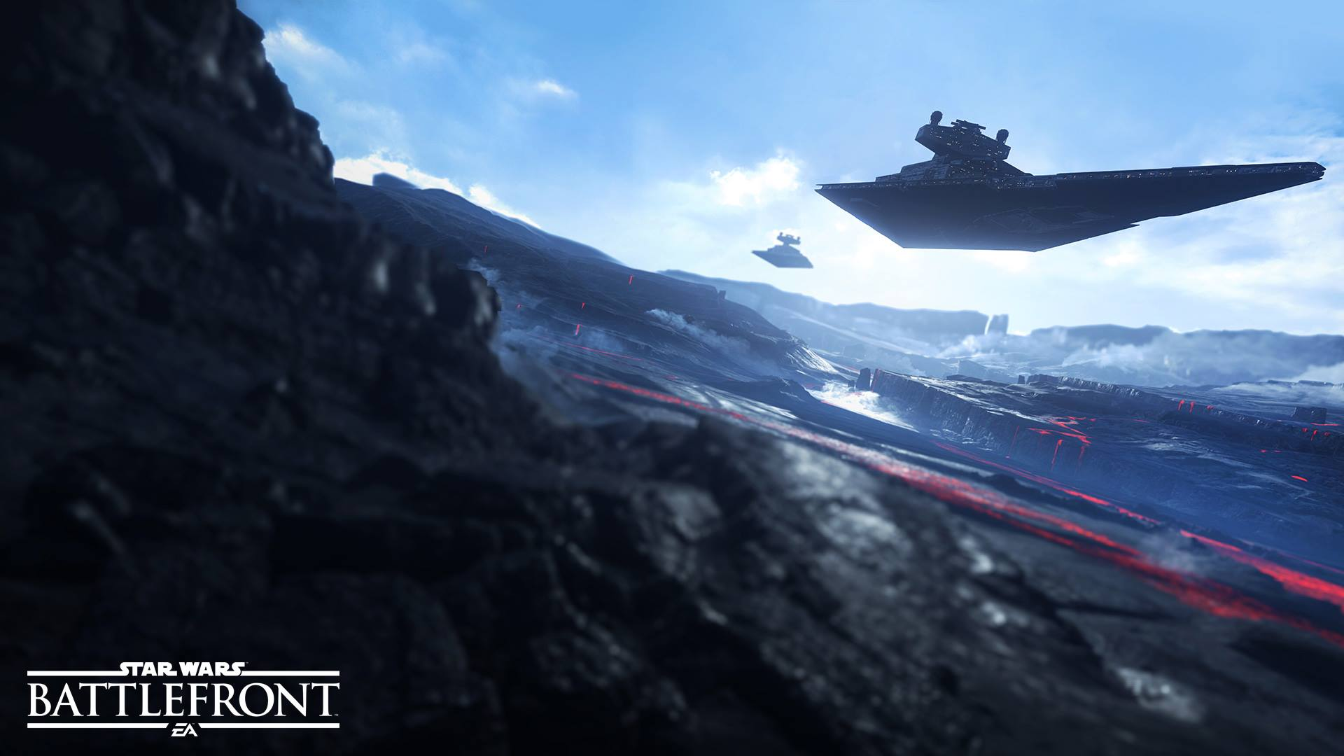 Here Are Some Glorious Star Wars Battlefront HD Wallpapers - GameSpot