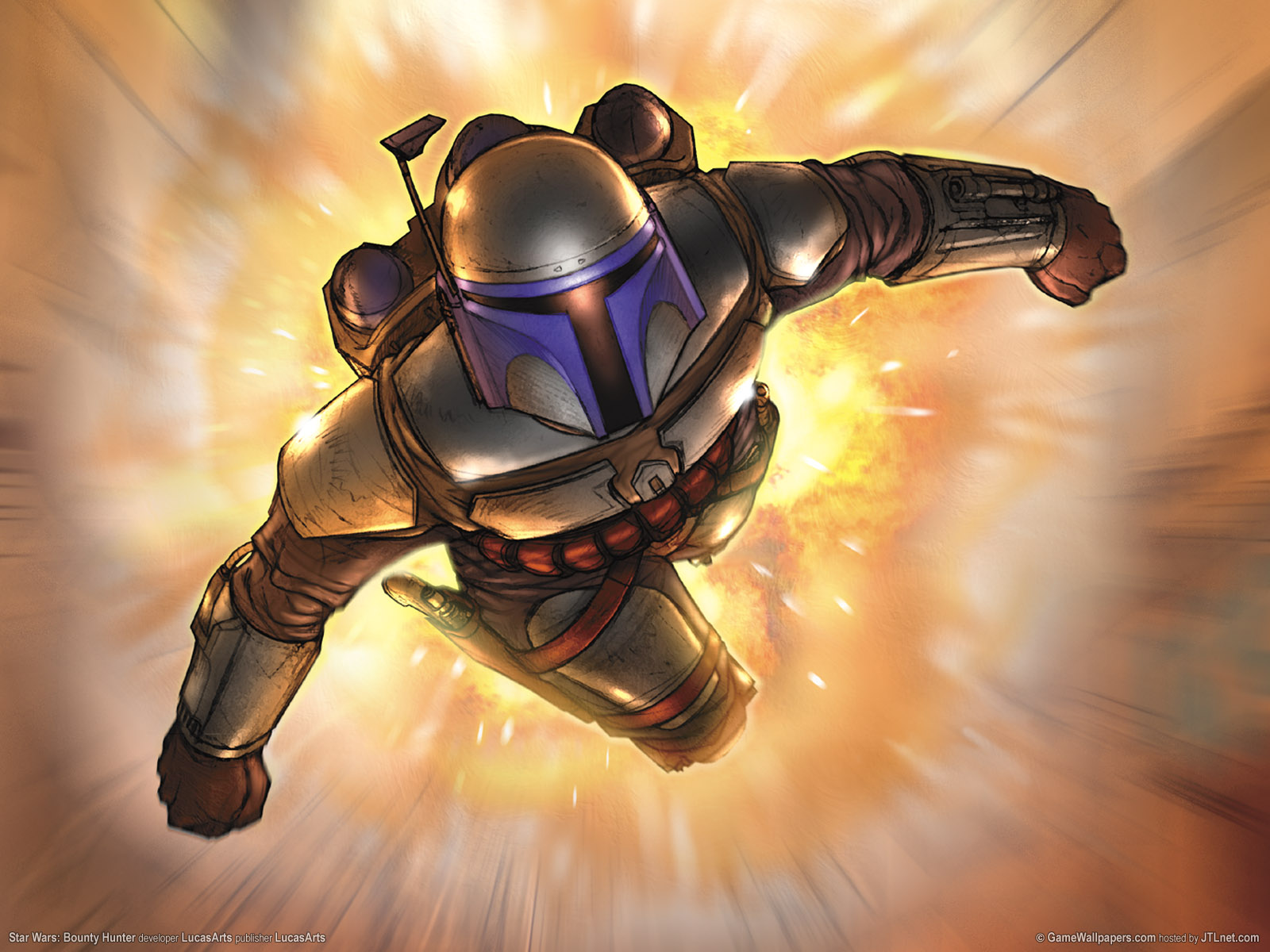 Star Wars Bounty Hunters Wallpaper - WallpaperSafari