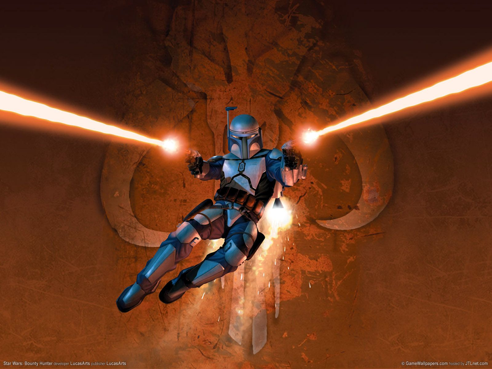 Star Wars Bounty Hunter Wallpapers - Wallpaper Cave