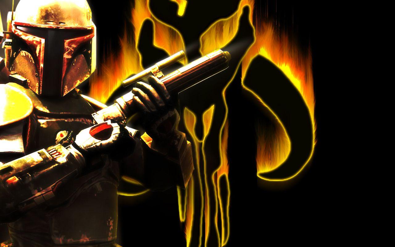 2 Star Wars: Bounty Hunter HD Wallpapers | Backgrounds - Wallpaper