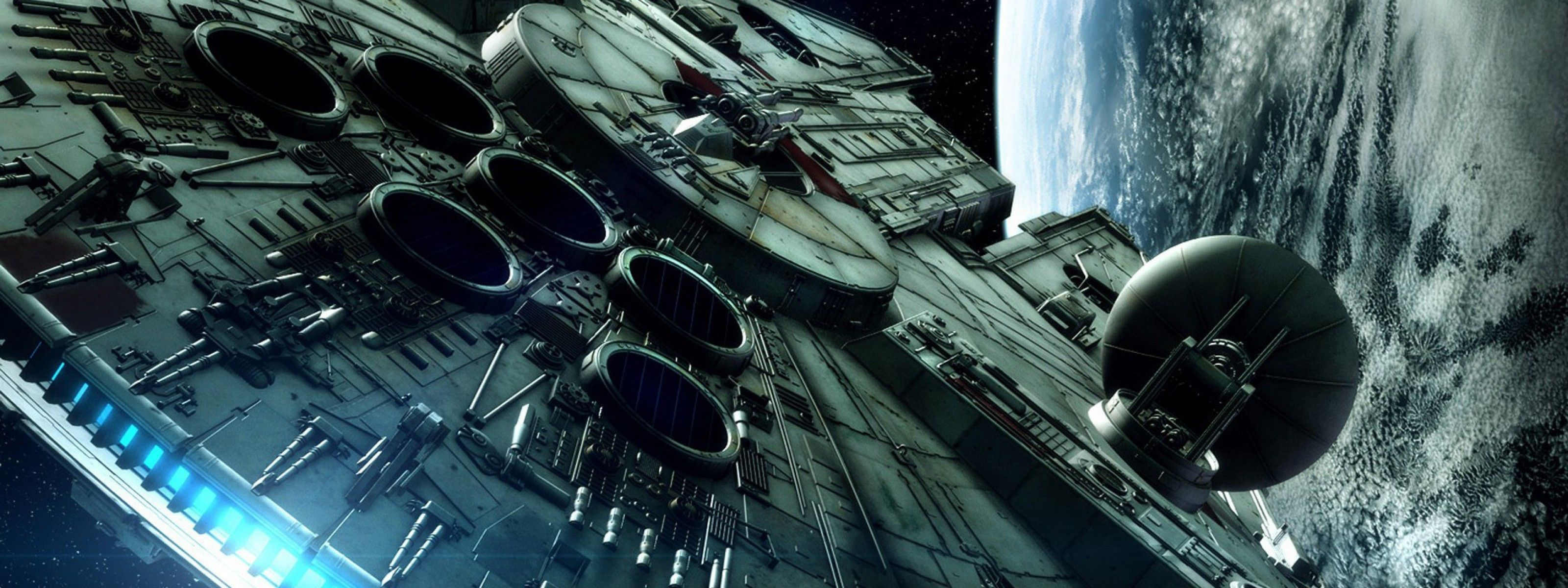 Star Wars Dual Monitor Wallpapers Group (85+)