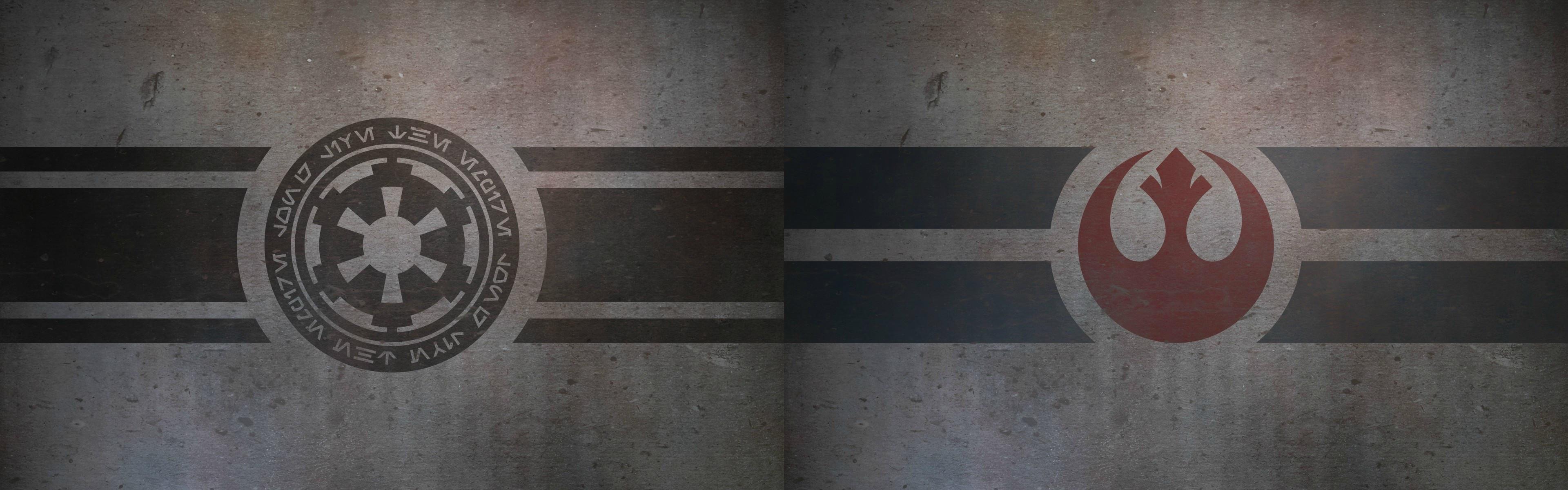 Neat star wars, dual monitor wallpapers  - Album on Imgur