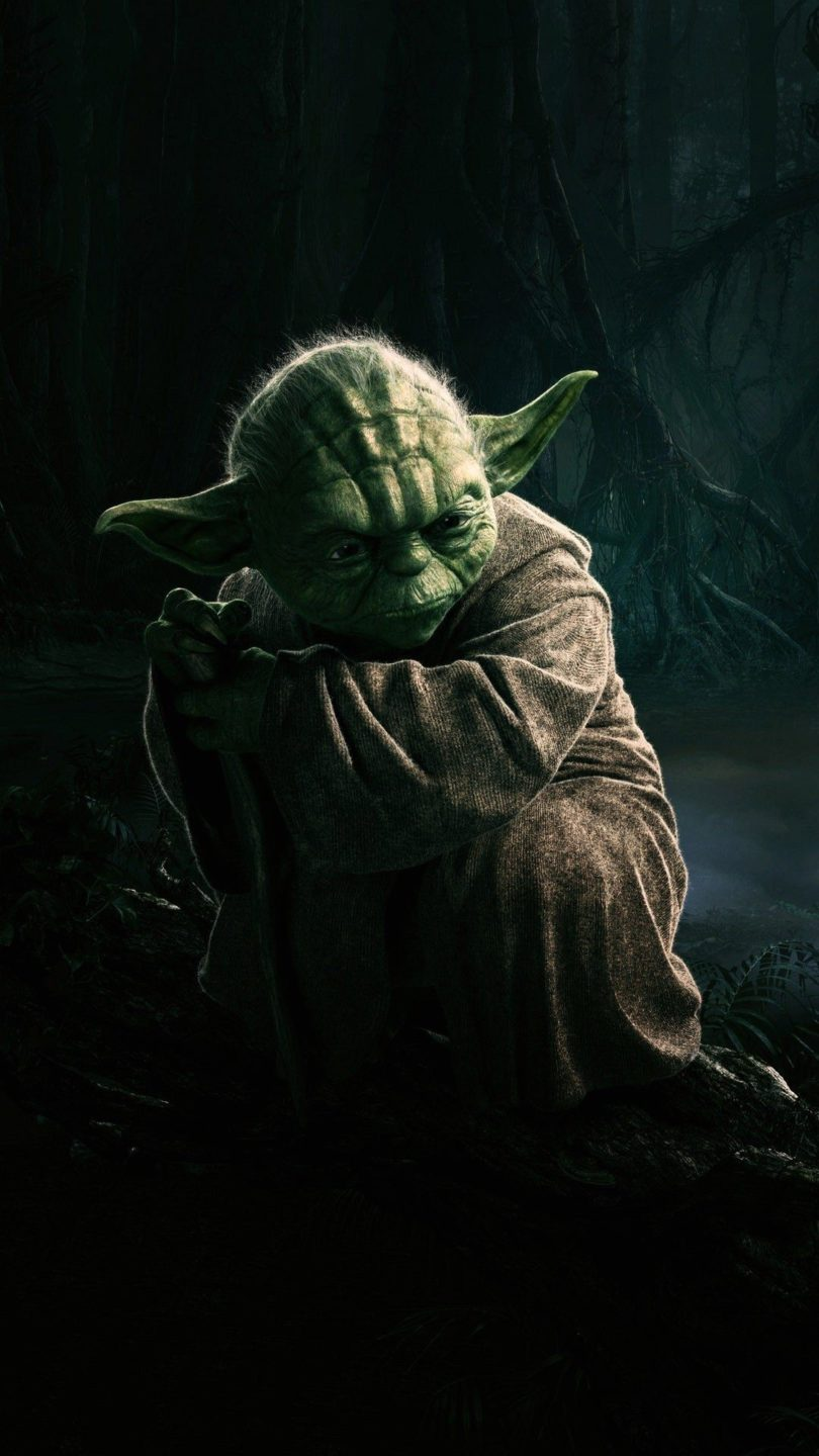 Yoda Star Wars Mobile Wallpaper - Focal Wallpapers