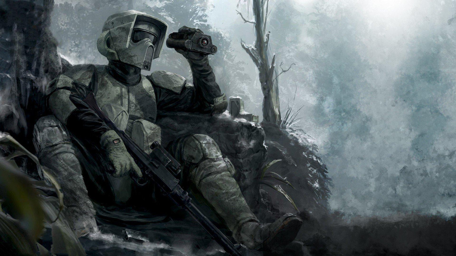 Star Wars Stormtrooper Wallpaper Sf Wallpaper