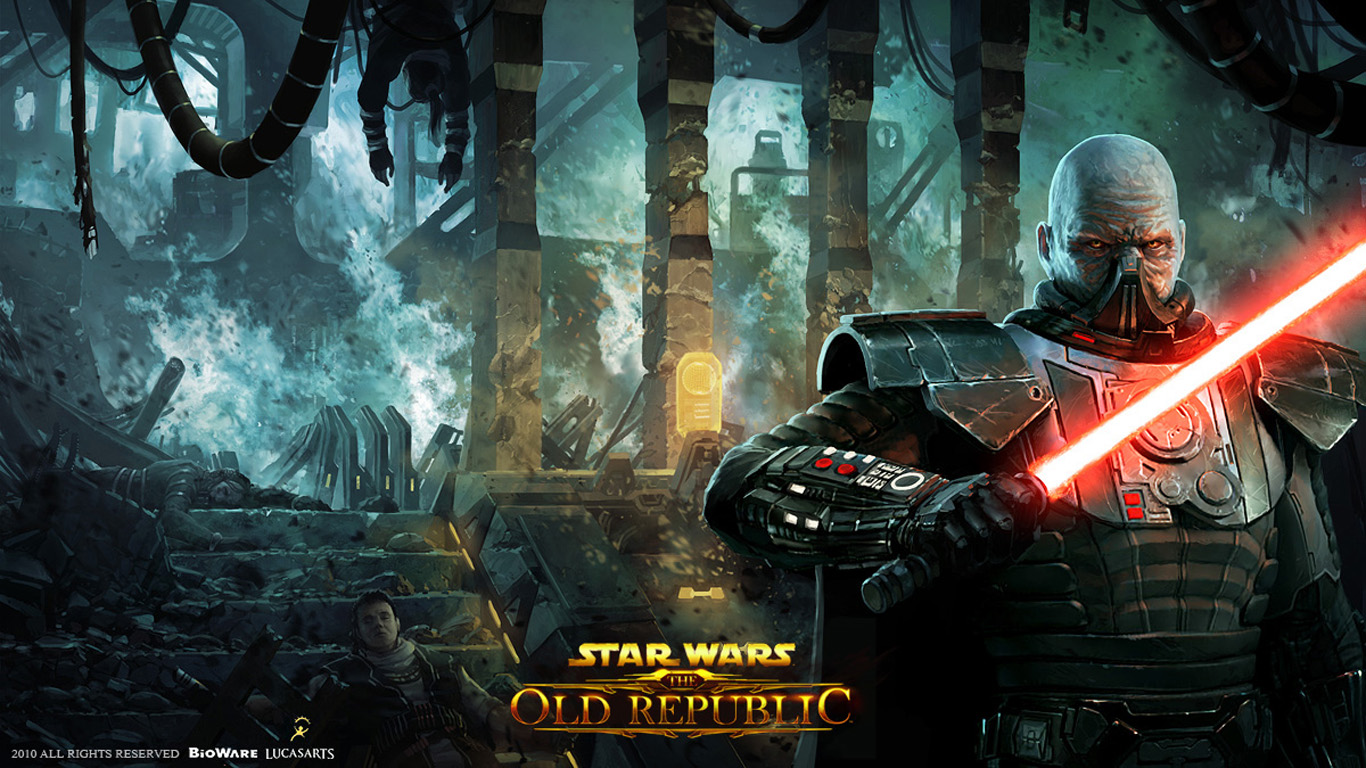 Wars The Old Republic Deceived Wallpaper