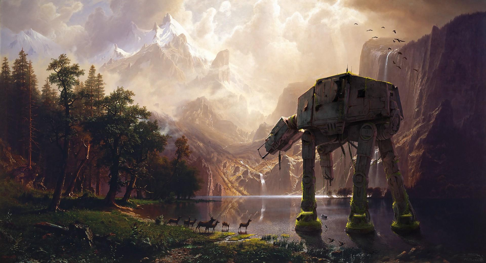 Star Wars Wallpaper - Best HD Wallpaper