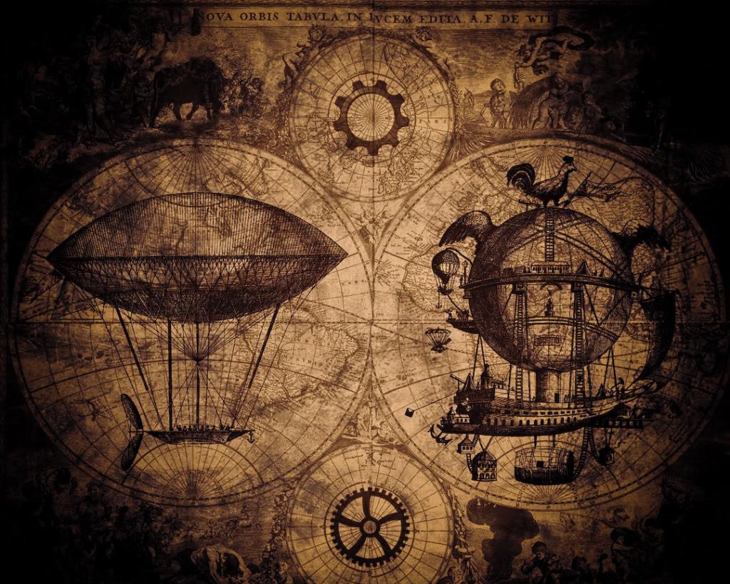 Une brume d'éther et de charbon: [PV: Anderson/Kieran/Cassiope] Steam-punk-wallpaper-19