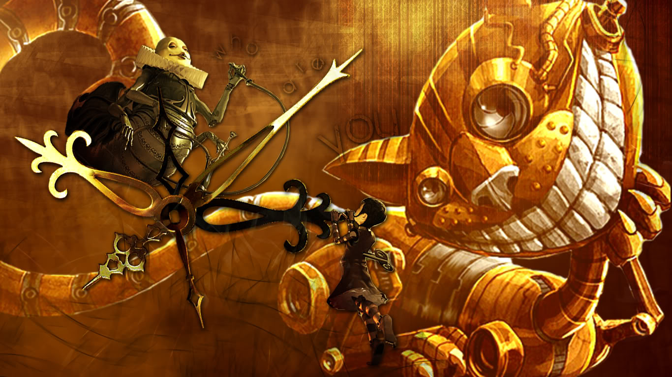 Steampunk Anime
