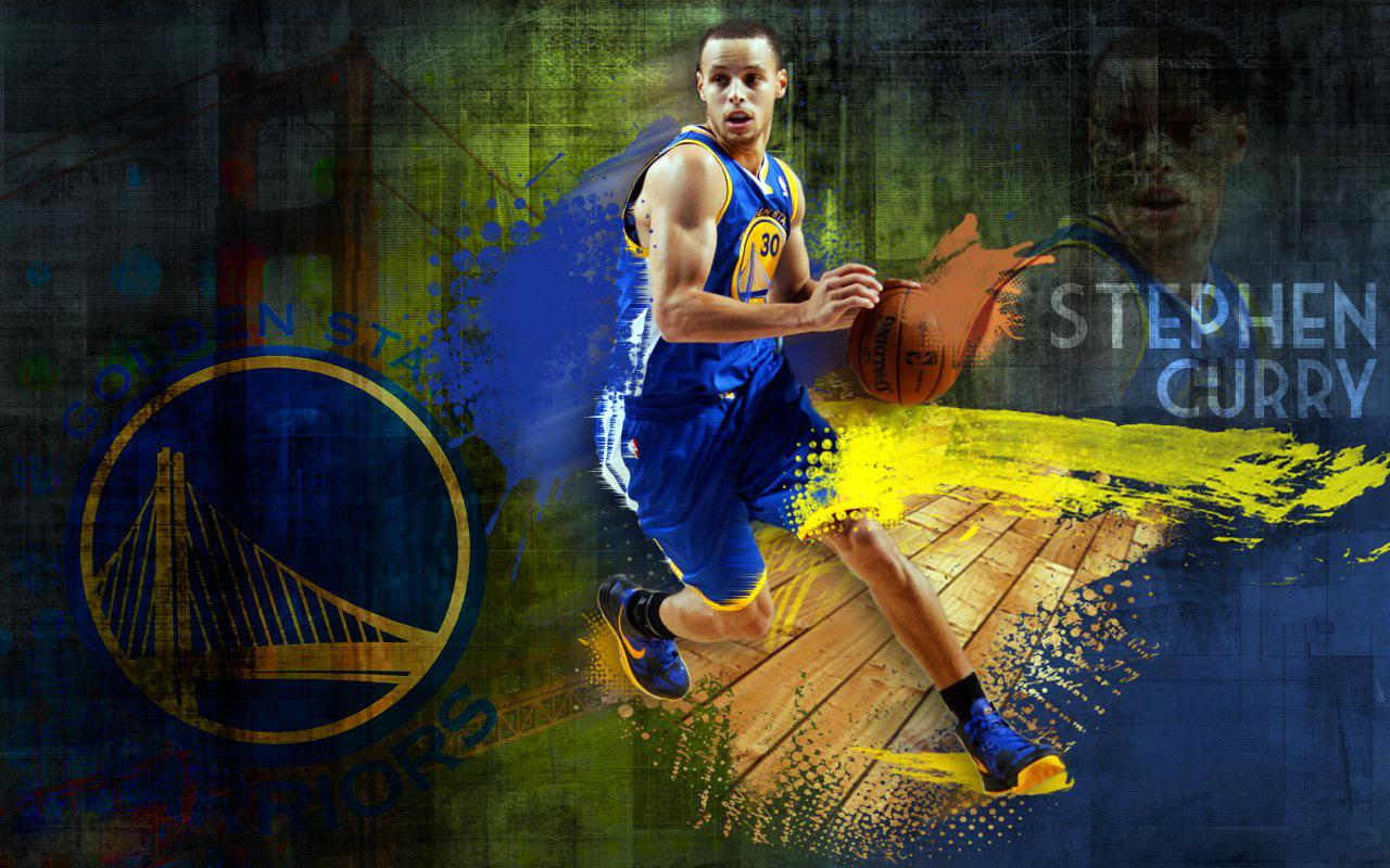 Cool Stephen Curry Background