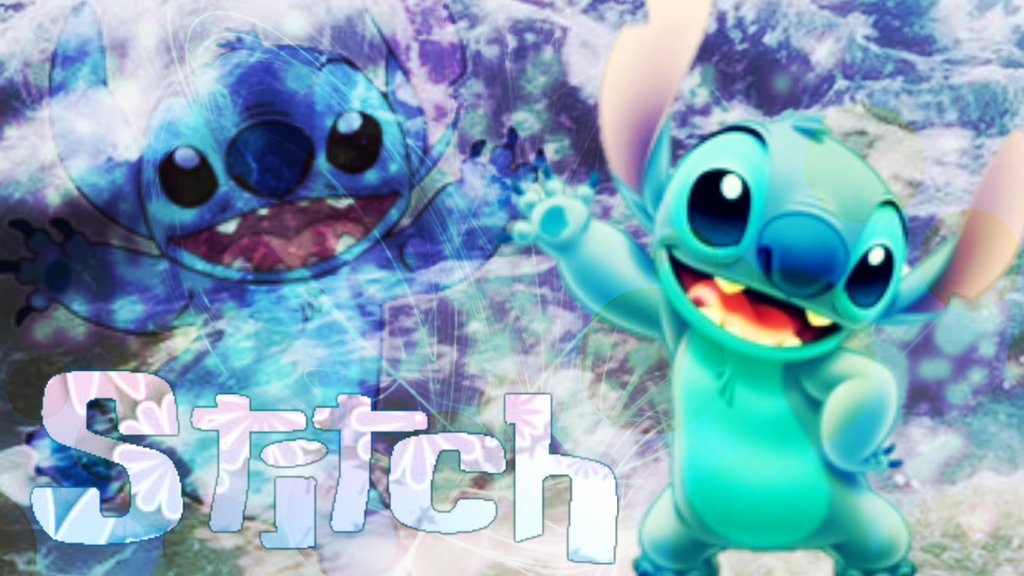 DeviantArt: More Like Stitch Desktop Wallpaper! by xRandomGurl