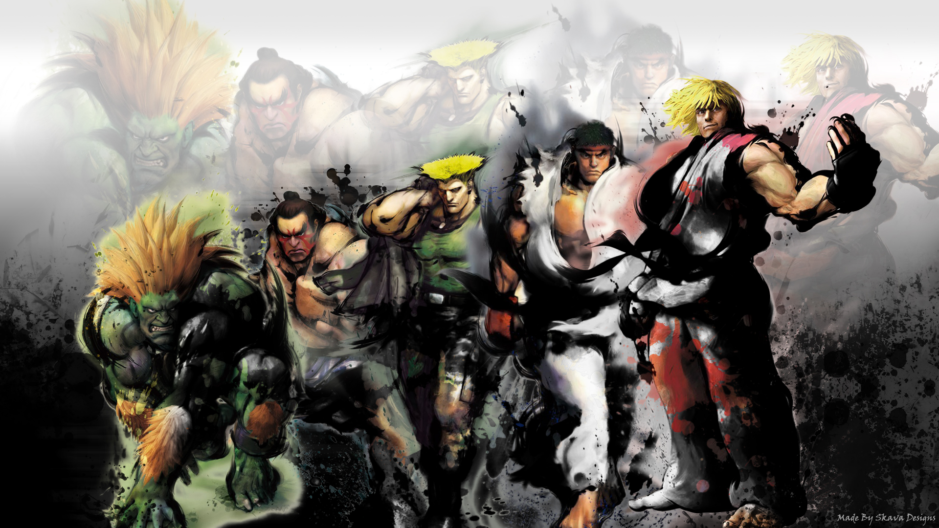 Street Fighter 4 Wallpapers Group (74+)