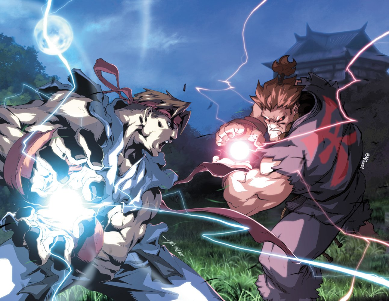 238 Street Fighter HD Wallpapers | Backgrounds - Wallpaper Abyss