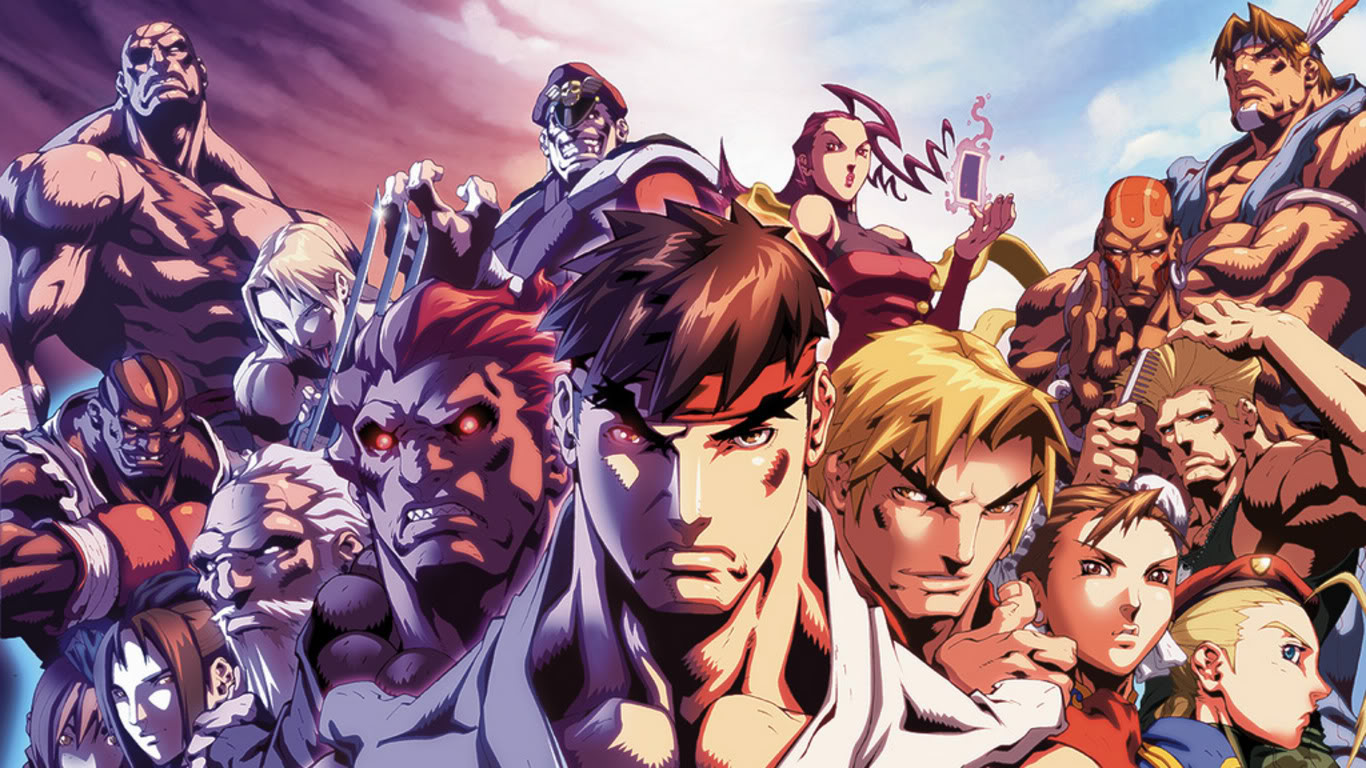 Street Fighter HD Wallpapers Group (68+)