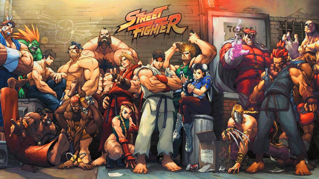 1000+ ide tentang Street Fighter Wallpaper di Pinterest