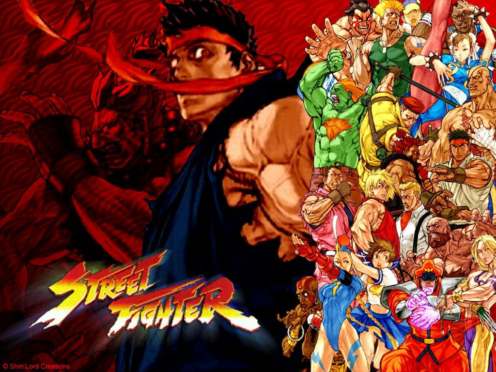 Street Fighter Wallpapers Group (77+)
