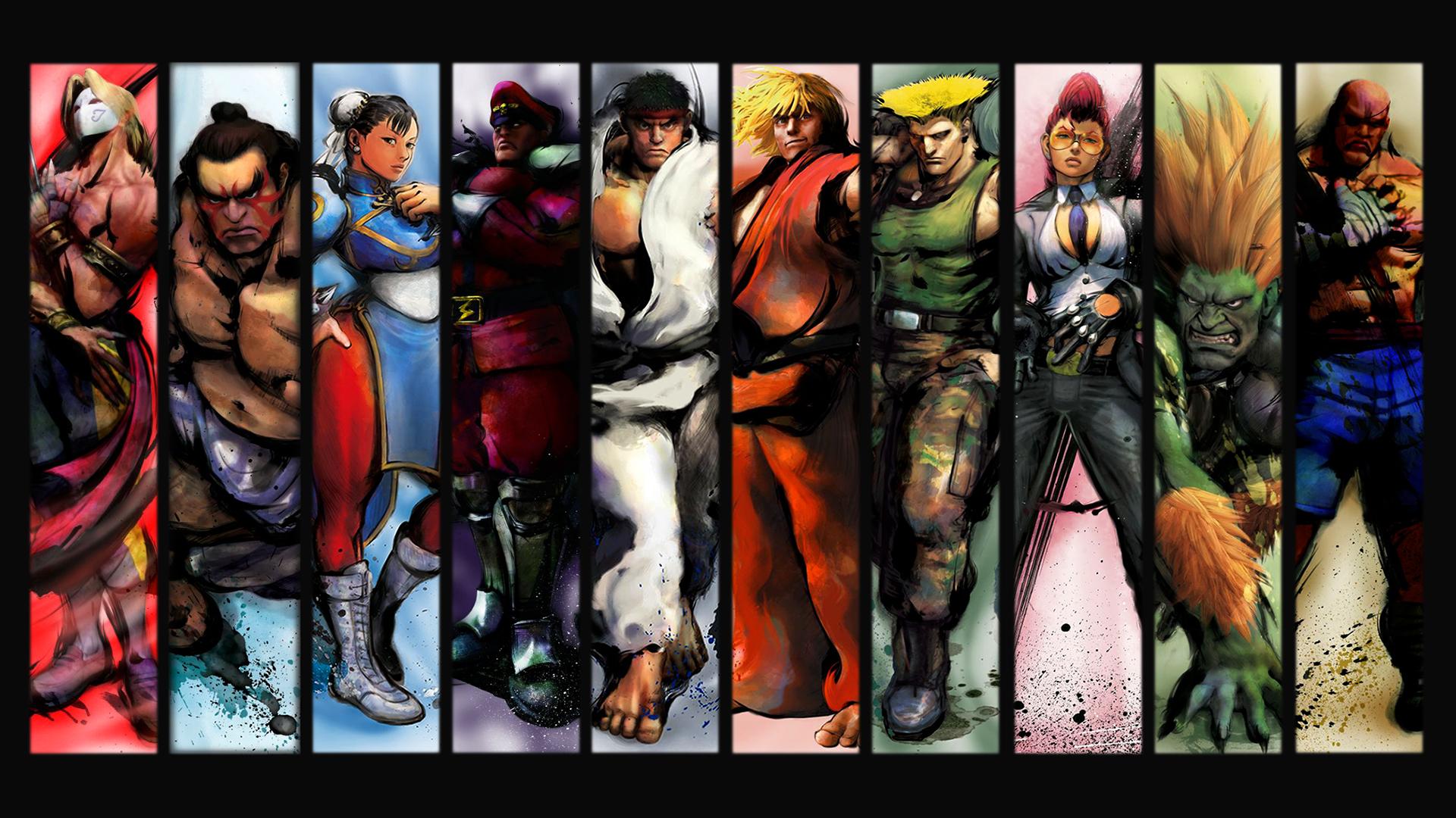1000+ ideas about Street Fighter Wallpaper on Pinterest | Street