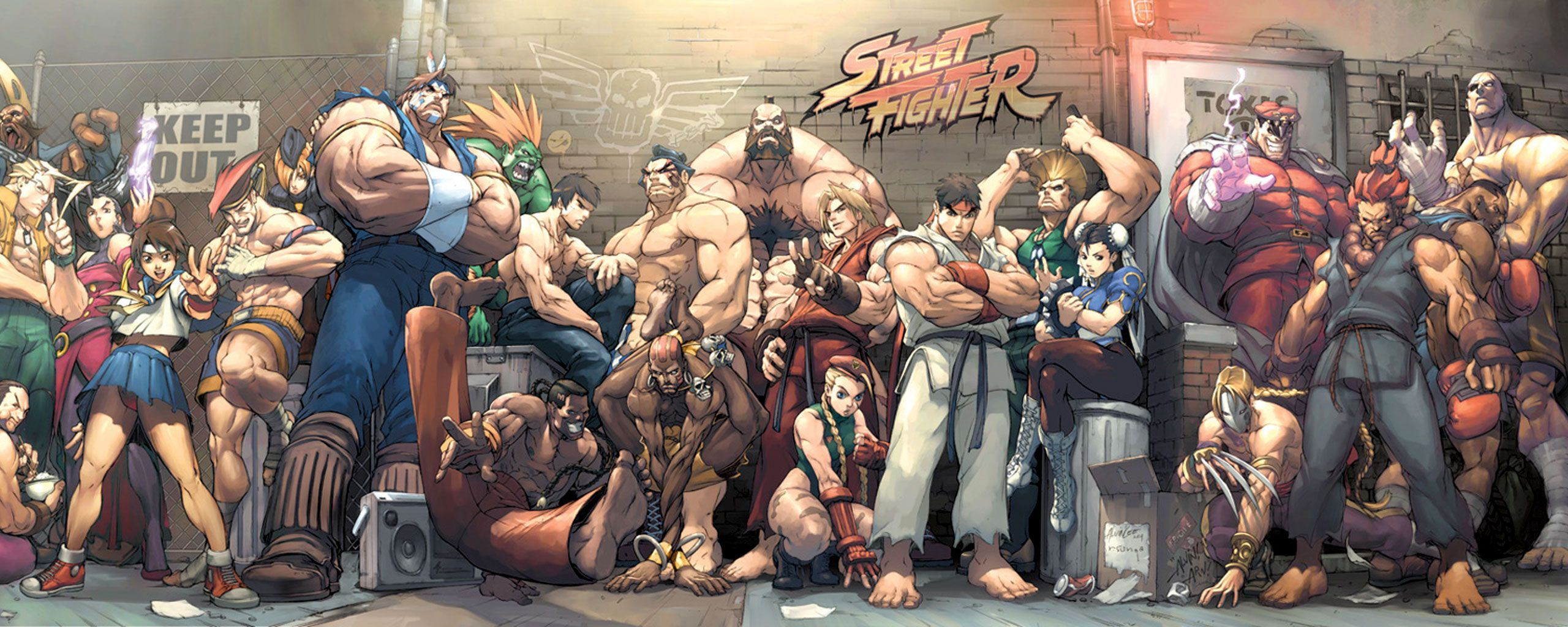 Collection of Street Fighter Wallpaper on HDWallpapers