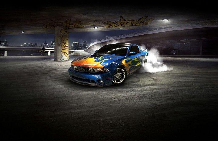 Street Racing Wallpaper Race Cars