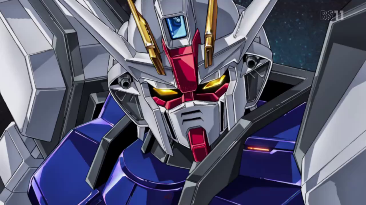 Gundam Seed Wallpapers - WallpaperSafari