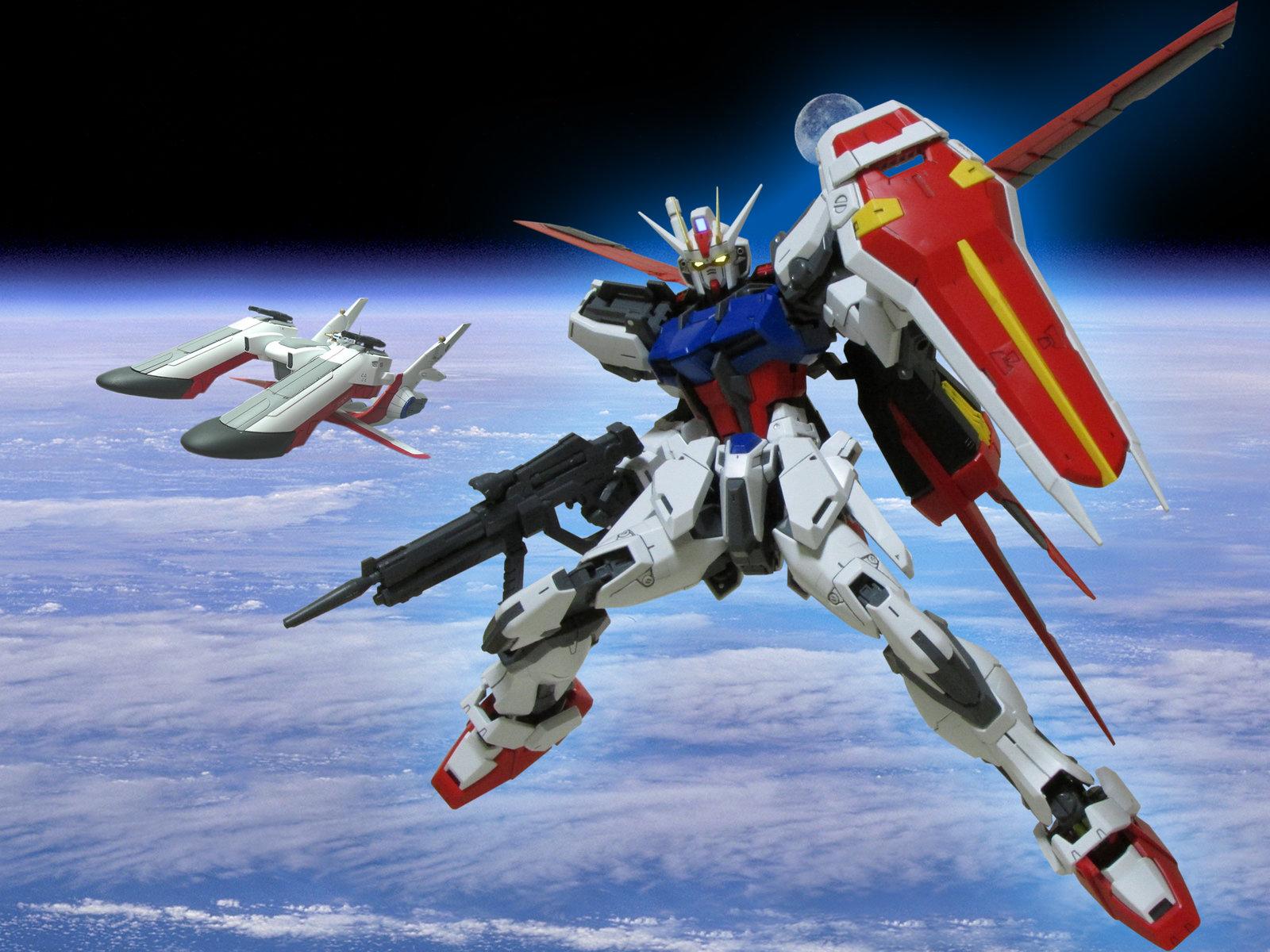 Strike Gundam Remaster by RepX105 on DeviantArt